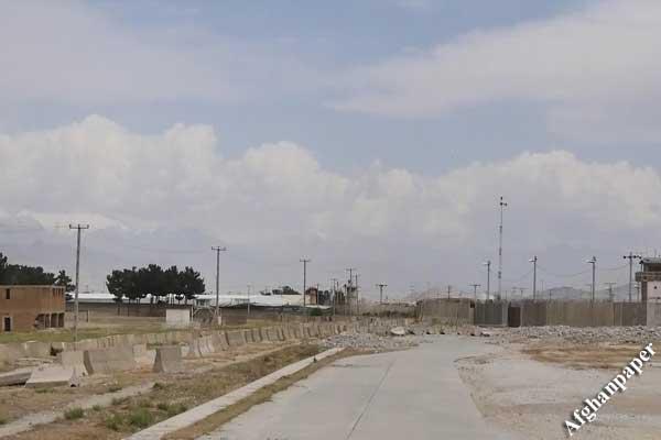 پایگاه نظامی بگرام