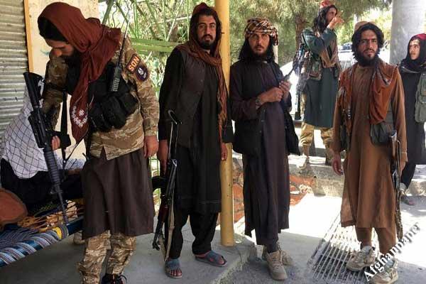 طالبان سفارت ناروی را در کابل اشغال