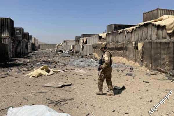 پایگاه مخفی عملیاتی سیا در کابل